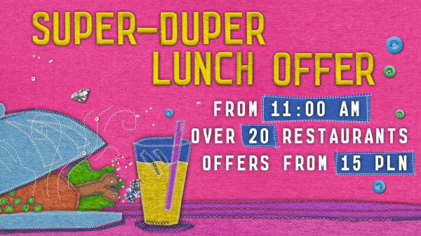 Lunch offer